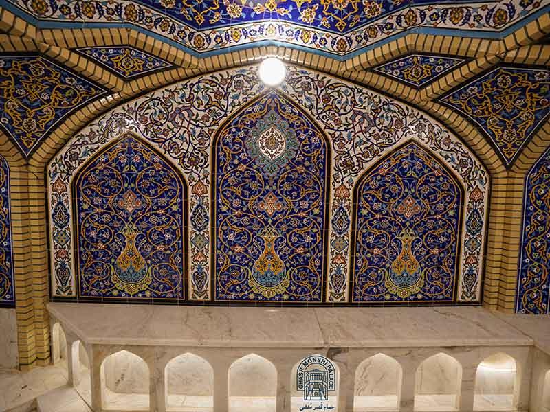 حمام-قصرمنشی-اصفهان-قصرمنشی