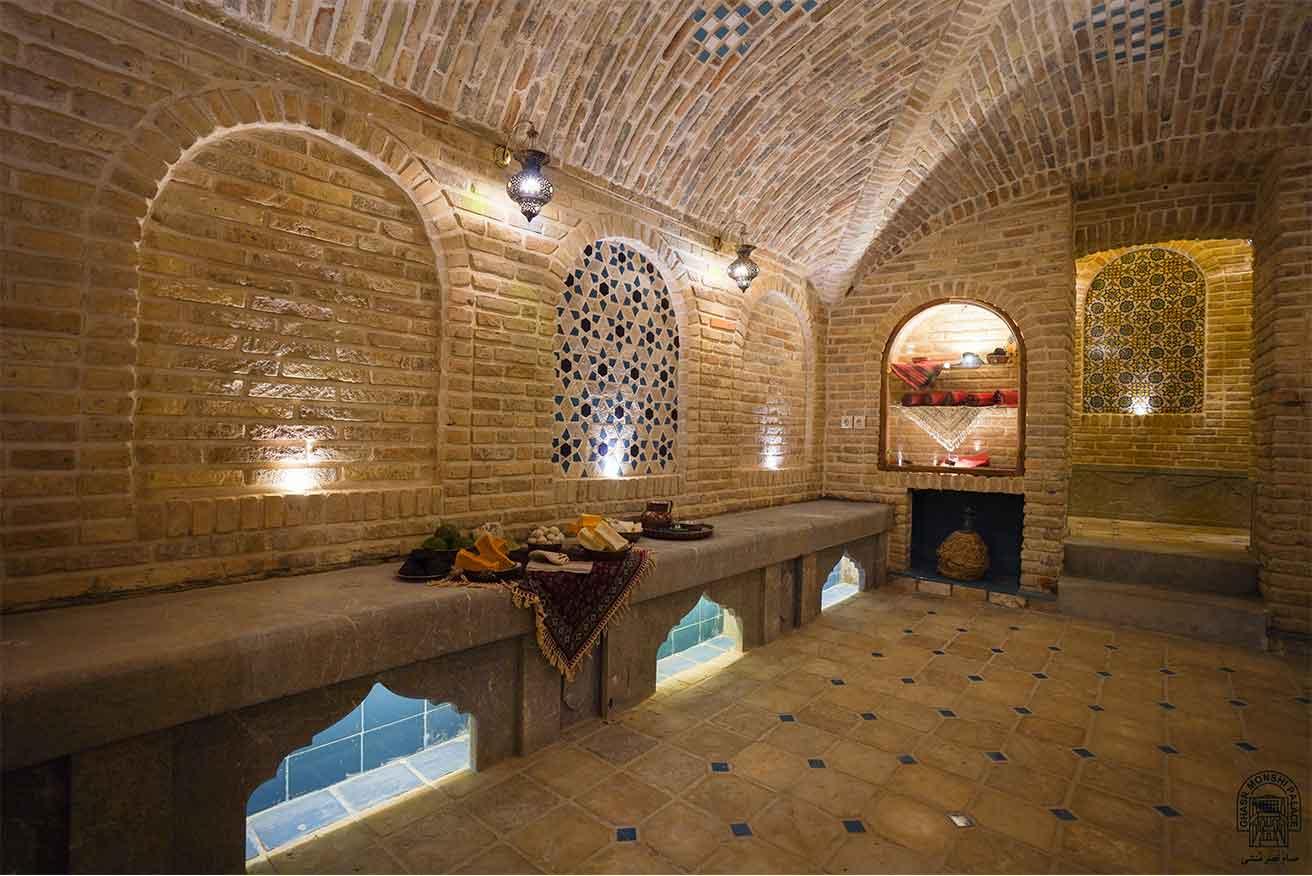 حمام-قصرمنشی