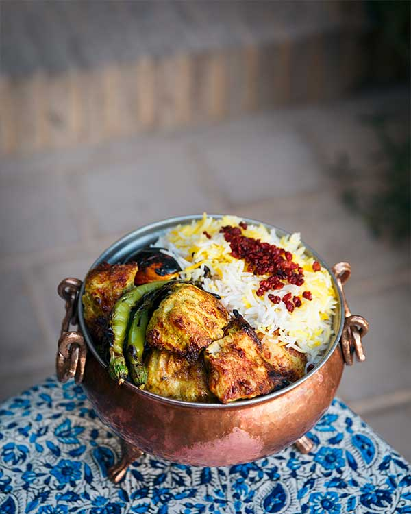 رستوران-سنتی-اصفهان-قصرمنشی