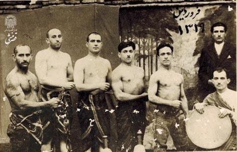 تاریخچه زورخانه